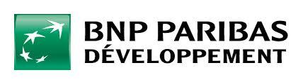 logo bnp paribas developpement