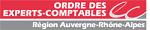 Logo de l'ordre des experts comptables auvergne rhone alpes