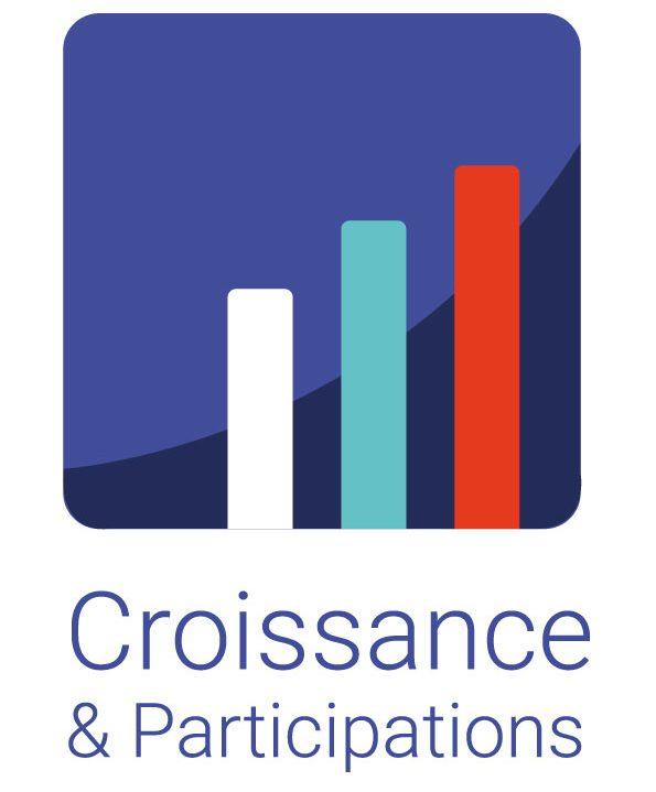 logo croissance et participations