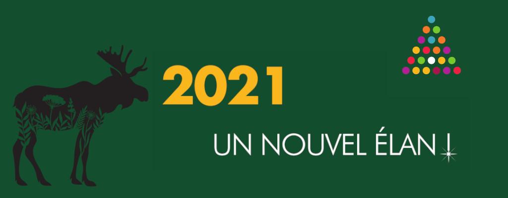 2021 un nouvel elan !