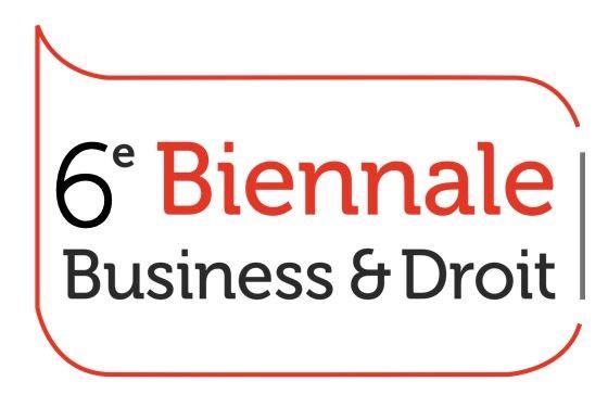 biennale business et droit
